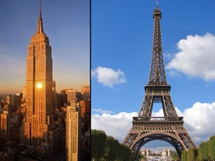 Famous buildings By Jacob and raniera  by Nicole Pestell