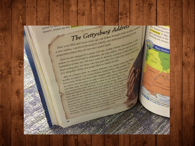 Text features.                                                 Gabriel and tabitha  by Jeff Faulk