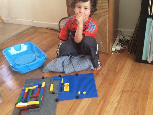 Max Grossman builder by Andrew Grossman