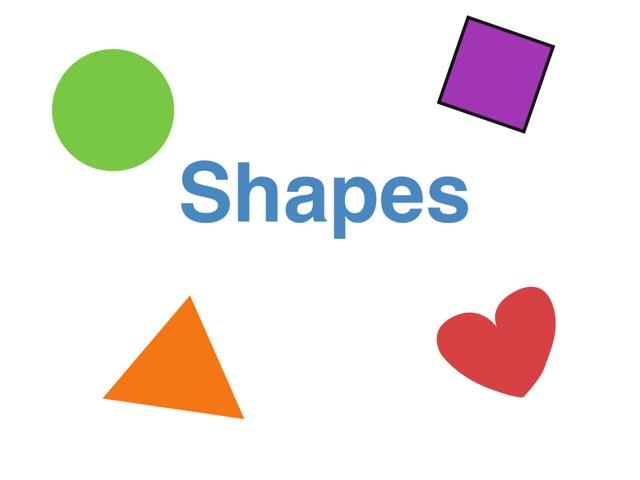 Shapes  by Jennifer Green