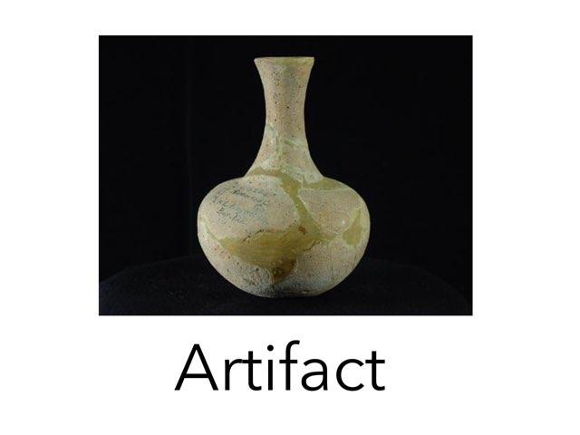 Artifacts by Gayle Gardner
