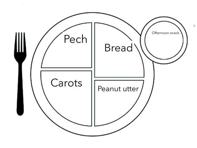 My food group is direy by Pam Heward
