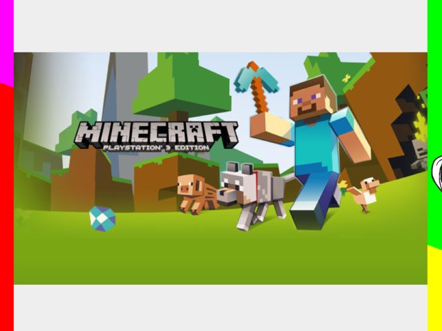 Game Mine craft by Alina Tosob