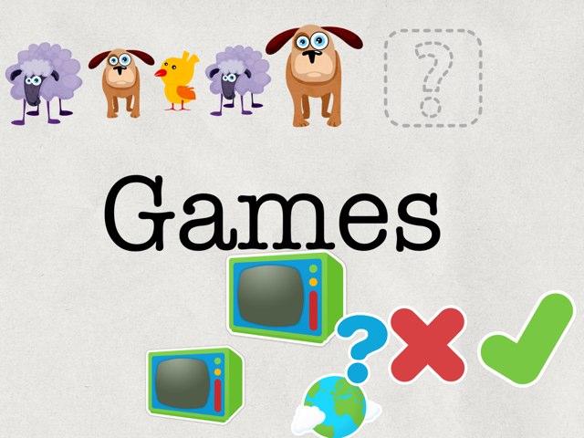 Games by Emilie Melnyk