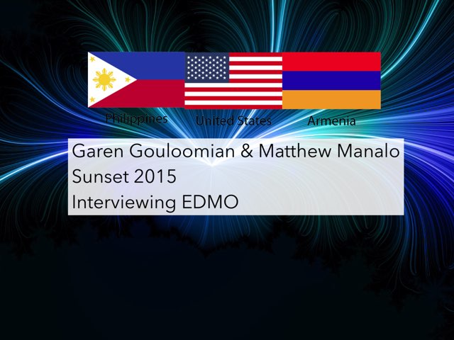 Garen Matthew by Edventure More -  Conrad Guevara