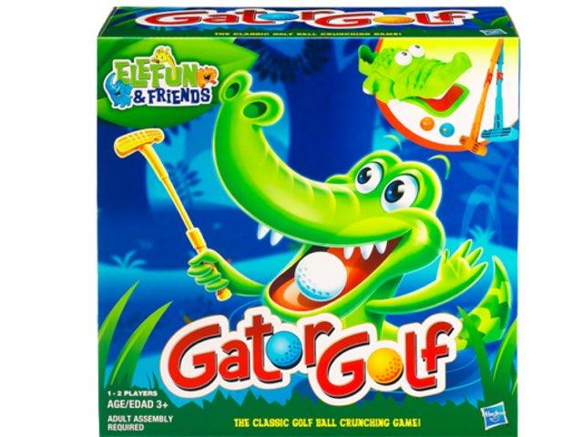 Gator Golfs by George awrahim