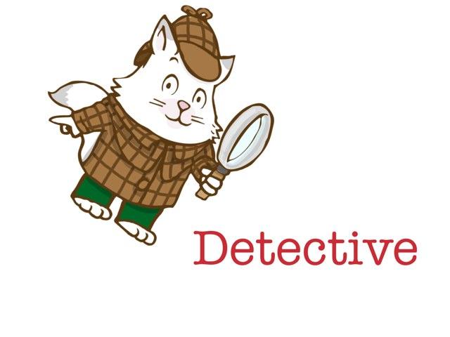 Gatto Detective! by Benedetta Barsanti
