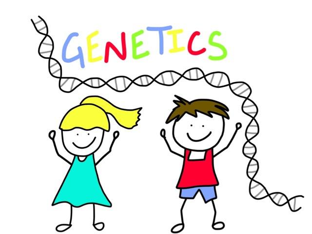 Genetics by Mark Drollinger