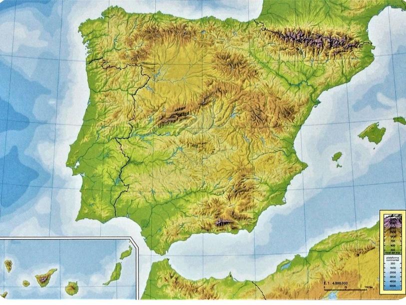 Geografía by Aitana Martín Martín