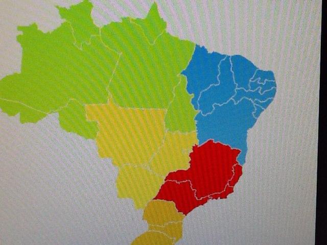 Geografia by Roseli Cabral
