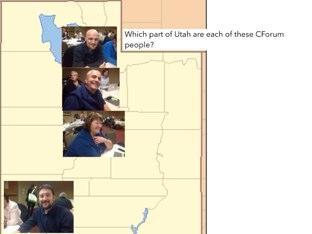 Geography With CForum by Carol Nef