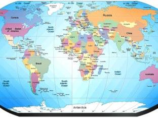 Geography by Jose Luis Garcia de Diego