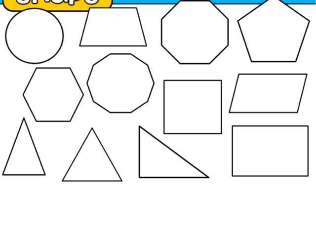 Geometriske Figurer by Mads Pedersen