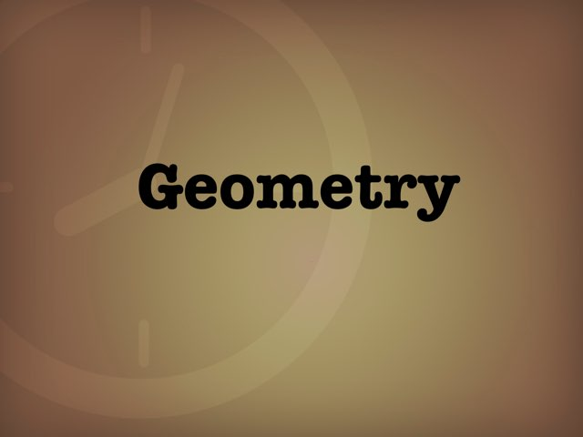 Geometry Review by Katie Ritter