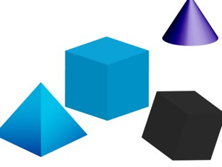 Geometry Shapes by P316 Classroom