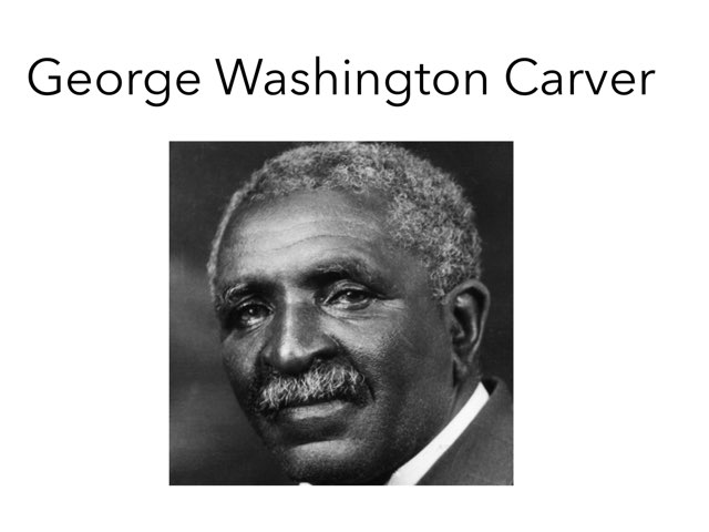 George Washington Carver by Danielle Moore