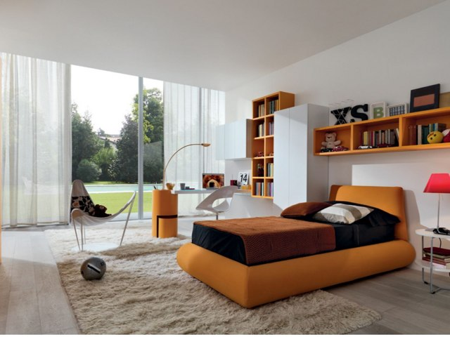 German Places In The Bedroom by Evan Dodd