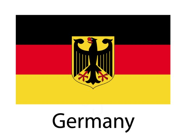 Germany by Miss Doig