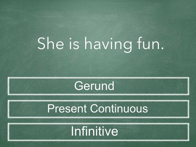 Gerund + Infinitive by Arua Al Adl