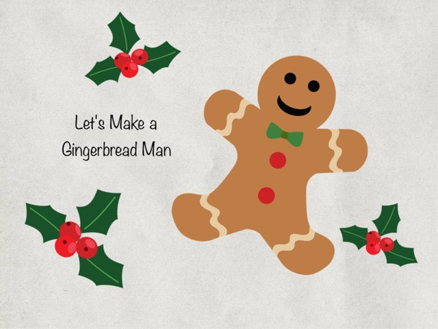 Gingerbread Making by Anna Ray