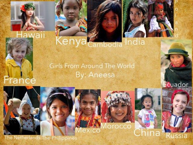 Girl Power by Aneesa Muhammad