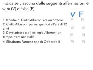 Giulio Alberoni by Laura Arena