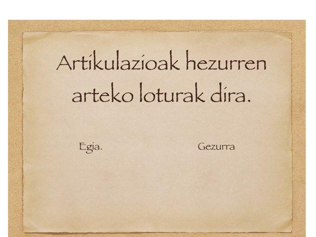 Giza Gorputza  by Javier Villarroel