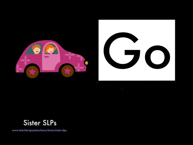 Go: Sister SLPs by Becky Price