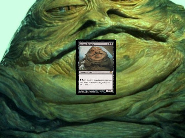 Goatee Jabba Is Weird  by Kiraremkus pika