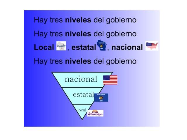 Gobierno by Allison Shuda