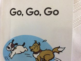 Go,go,go Leveled Book by Yvonne Malone