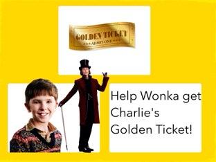 Golden Ticket Adventure  by Vania Ethington