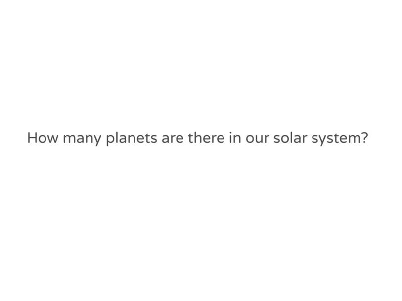 Grade 3 Solar System Practice by Michaela Banks