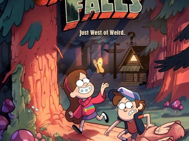 Gravity Falls by Brady Dunn