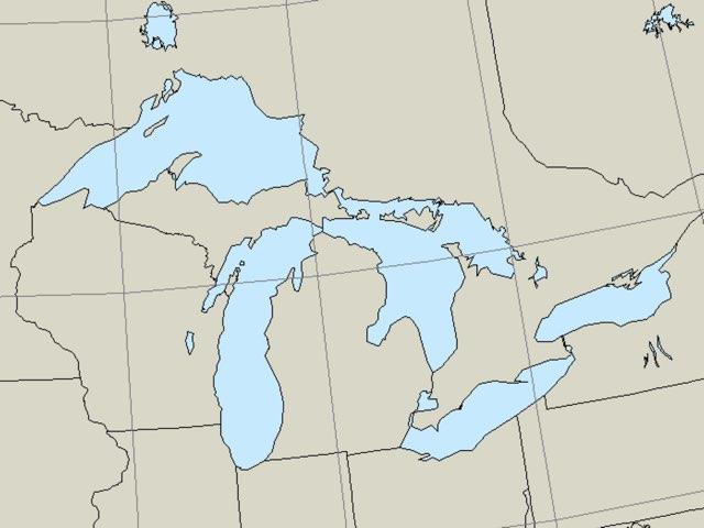 Great Lakes by Jennifer Martin