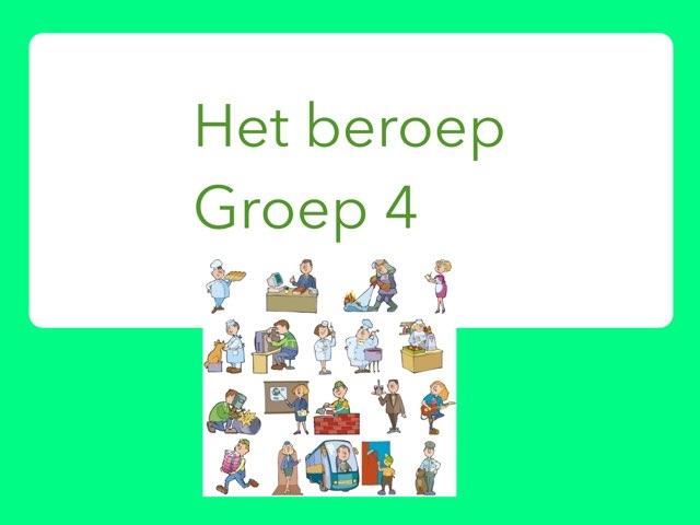Groep 4 by Wieke Jasper