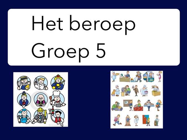 Groep 5 by Wieke Jasper