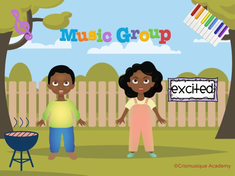 Grouping Notes in 4/4 Time- Beats 2 & 3 by Auntie Crissy