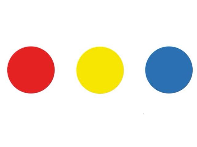 Grundfarben lernen by Verena Michelt