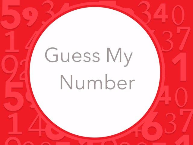 Guess My Number by Kristen VanVleet