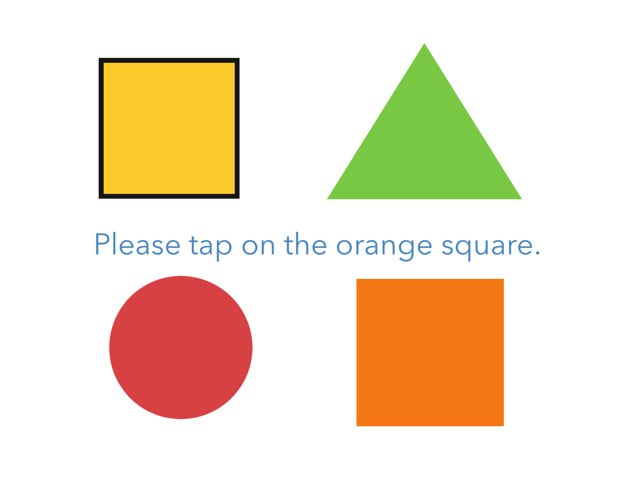 Guess The Shape And Colour by Paul Ford
