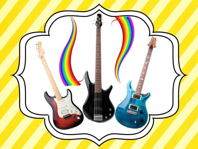 Guitarra  by Felix Arévalo