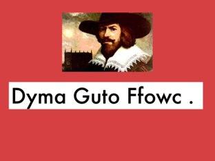 Guto Ffowc by Alex Avoth