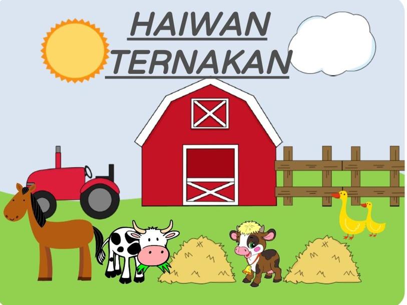 HAIWAN TERNAKAN by Fizi Kal