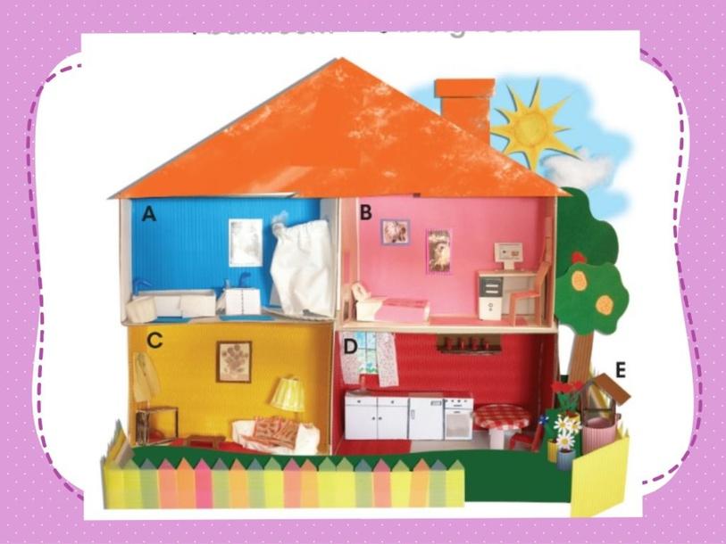 HOUSE GAME by Roxana Enache