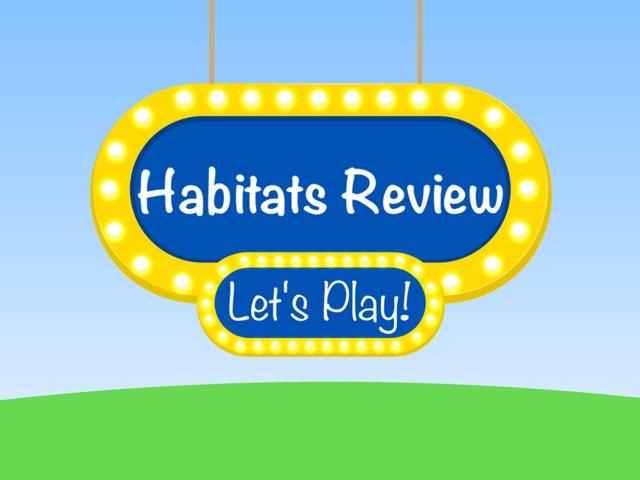 Habitat Review by Sarah Phillips