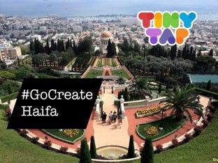 Haifa by Mor Sondak