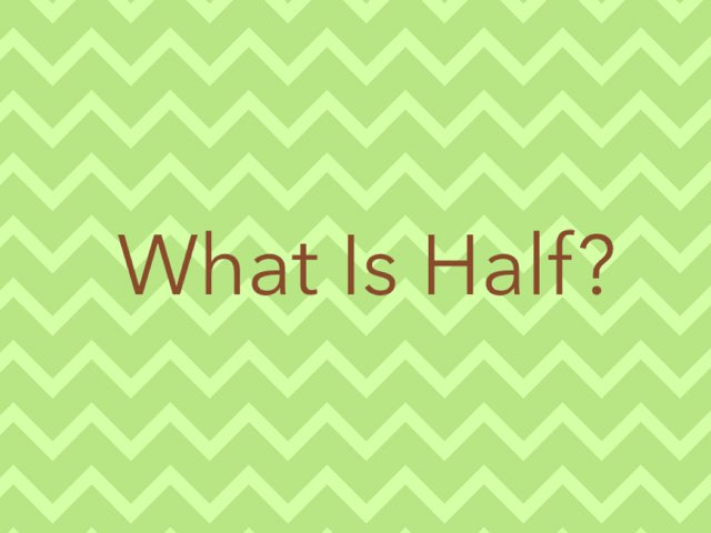Half by Kristen VanVleet