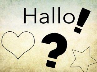 Hallo by Freya Hansen