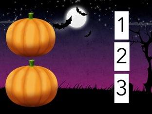 Halloween How Many 1,2,3 by Ma wert